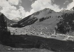AK 0377  Lech Am Arlberg Mit Kaltenberg - Verlag Rhomberg U M 1950 - Lech