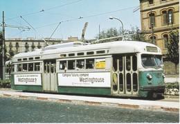 Nº 433 POSTAL DE TRANVIA DE BARCELONA PCC-WASHINGTON EN PASEO DE SAN JUAN (TREN-TRAIN-ZUG) AMICS DEL FERROCARRIL - Tranvía