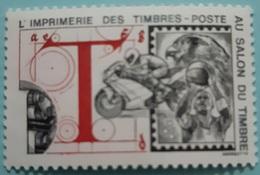 PARIS SALON DU TIMBRE - Fantasy Labels