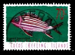 COCOS-ISLANDS 1998 Mi.nr.367 Fische  OBLITÉRÉS / USED / GESTEMPELD - Cocos (Keeling) Islands