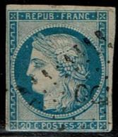 Lot 040 Colonies Générales YT 12 CàD Cochinchine CCH - France (ex-colonies & Protectorats)