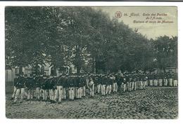 Aalst  Alost  Ecole Des Pupilles De L'Armée  Clairons Et Corps De Musique  MILITAIRE - Aalst