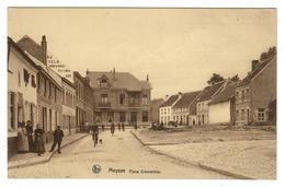 Meysse  Meise   Place Clémentine   (PUB AU VELO Jérome De Mayer Cycles Motos 680) - Meise