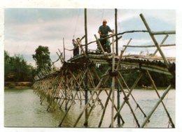 VIETNAM - AK 368472 Hoi An - Cam Kim Bamboo Bridge - Vietnam