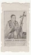 Santino Antico Venerabile Don Placido Baccher - Religion &  Esoterik