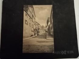 A1:HOMBURG(pfalz)- Kaiser Wilhelm-strabe - Vari