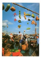 VIETNAM - AK 368492 Floating Market - Vietnam