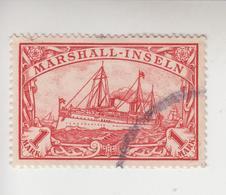 Marshall-eilanden Michel-cat. 22 Fantasiestempel - Colony: Marshall Islands