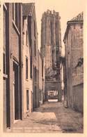 Mechelen  Straatje Zonder Eind  Basiliek Kerk Toren     M 1670 - Malines