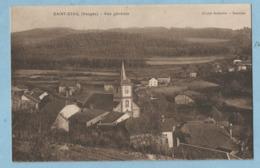 TH0170'   CPA  SAINT-STAIL (Vosges)  Vue Générale  ++++++++ - Autres Communes