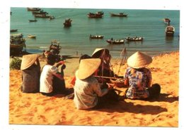 VIETNAM - AK 368511 Waiting Fishing Boats - Vietnam