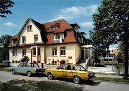 Staatsbad Nenndorf Sanatorium Riebe-Niemeyer Auto Voitures - Deutschland