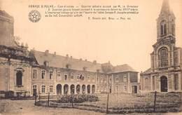 Thuin Gozée Abbaye D'Aulne   Cour D'éntrée Quartier Abbatial Occupé Par M , Le Directeur...   M 1676 - Hoogstraten
