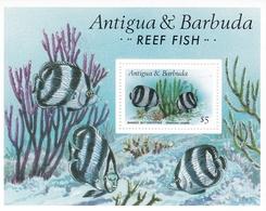 Antigua Hb 123 - Antigua Y Barbuda (1981-...)