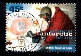 Terr.Antarq.Australien 1997 Mi.Nr: 111 Forscher Im Innern Eines Kugelhauses   Oblitèré / Used / Gebruikt - Territoire Antarctique Australien (AAT)