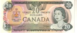 Canada P.93c 20 Dollars 1979 Unc - Canada