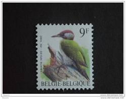 België Belgique Belgium 1998 Vogels Oiseaux Buzin Groene Specht Pic Vert 2778 MNH ** - 1985-.. Vögel (Buzin)