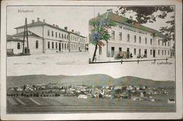 RAKEK - Kolodvor, Restavracija M.Gabrenja (1935) - Slowenien