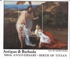 Antigua Hb 142 - Antigua Y Barbuda (1981-...)