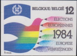 Belgie   .    OBP   .  2133   .    Ongetand    .   **    .    Postfris  .   /   . Neuf Avec Gomme Et SANS Charniere - Belgium