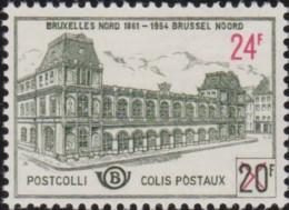Belgie     .    OBP   .   TR 373    .      **    .    Postfris  .   /   . Neuf Avec Gomme Et SANS Charniere - Chemins De Fer