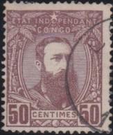 Congo      .    OBP        .    9     .     O     .     Gebruikt  .   /   .    Oblitéré - Belgisch-Kongo