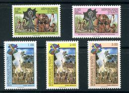 Haiti  SC# 849-53  Complete Set MNH - Haiti