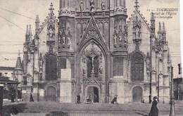 Tourcoing, Portail De L'eglise St Christophe (pk65218) - Tourcoing
