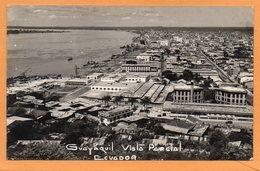 Guayaquil Ecuador Old Postcard - Ecuador