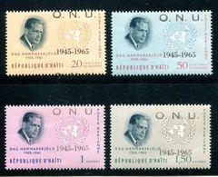 Haiti  SC# C238-41  Complete Set MNH - Haiti
