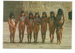 BRASIL NATIVO N°48 YAMORICUMA DANCA 1970 Ecrite Detail Annonce Scan Recto/verso - Brasile