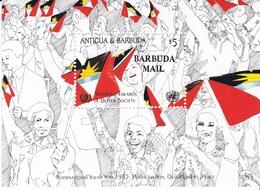 Barbuda Hb 94 - Antigua Y Barbuda (1981-...)