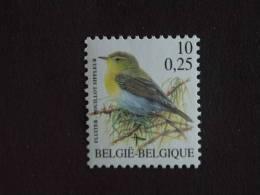 België Belgique Belgium 2000 Vogels Oiseaux Buzin Fluiter Rouillot Sifleur 2936 MNH ** - 1985-.. Vögel (Buzin)