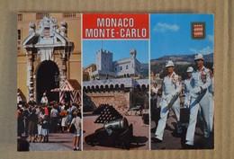 Monte-Carlo - Palais Princier - Palacio Del Príncipe