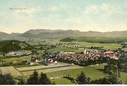WINDISCHGRAZ/SLOVENJ GRADEC Spodnja Stajerska. Gesamt-Ortsbild, Ed. Bastiantschitz Windischgraz, 1909 - Slowenien
