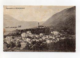 Roncegno - (Trento) - Panorama - Viaggiata Nel 1920 - (FDC18715) - Trento