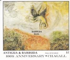 Barbuda Hb 117 - Antigua Y Barbuda (1981-...)