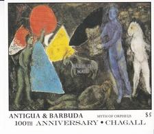 Barbuda Hb 118 - Antigua Y Barbuda (1981-...)
