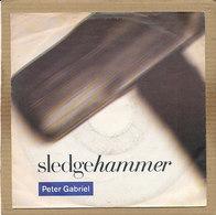 "7"" Single, Peter Gabriel - Sledgehammer - Disco, Pop"