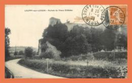 A560 / 601  55 - LOUPPY SUR LOISON Ruines Du Vieux Château - France