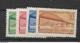 1948 MNH Joegoslavië, Postfris** - 1945-1992 Repubblica Socialista Federale Di Jugoslavia