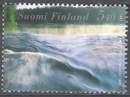 Finland 2001 Michel 1566 Neuf ** Cote (2015) 4.00 Euro Europa CEPT L'eau Richesse Naturelle - Unused Stamps