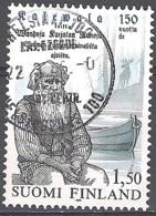 Finland 1985 Michel 957 O Cote (2013) 0.50 Euro Pedri Semeikka Cachet Rond - Finnland