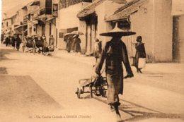 CASABLANCA - Le Quartier  Joffre ; Quartier De Bourgogne - Vietnam