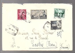 R-Barcelona Castro Sistah Roger De Flor 202 > Castres René Gleizes (416) - 1951-60 Covers