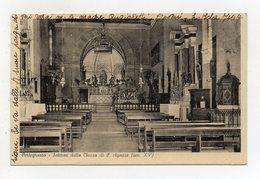Portogruaro (Venezia) - Interno Della Chiesa Di S. Agnese - Viaggiata Nel 1932 ? - (FDC18720) - Venezia