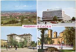 Cacak- Traveled FNRJ - Serbie