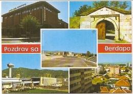 DJerdap- Not Traveled FNRJ - Serbie