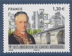 N° 5153 Vicat Inventeur Du Cilment Valeur Faciale 1,30 € - Nuevos