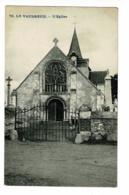 Le Vaudreuil - L'Eglise (calvaire, Monument Aux Morts Dans L'enceinte Du Cimetière) Circulé Sans Date Sous Enveloppe - Le Vaudreuil